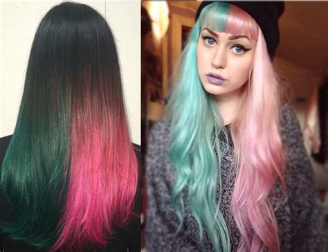 hair coloring tips watermelon hair keep summer on your cool haircuts