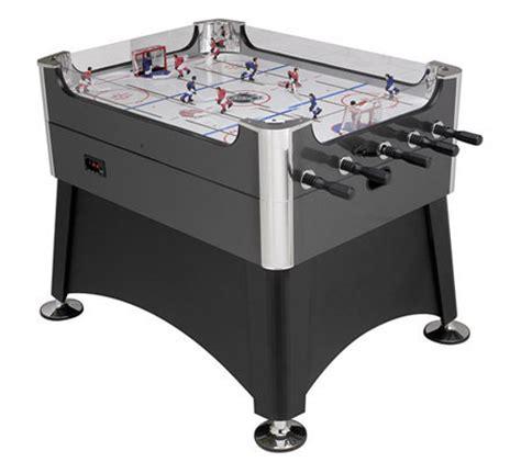 halex nhl air hockey table halex nhl elite rod hockey qvc com