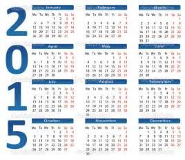 Calendario A Settimane 2015 Calend 225 Maternal Col 233 Gio Delta