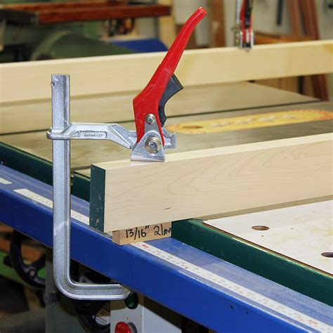 Table Saw Guide by Guide Rail Installation Tip For Beisemeyer Style Guide Rails