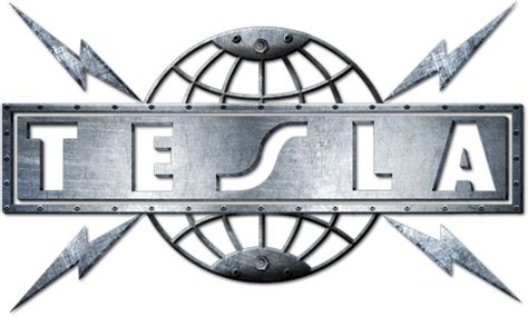 rock band tesla band t e s l a