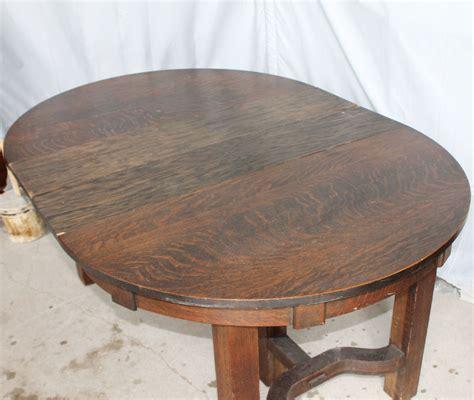 Mission Oak Dining Table Bargain S Antiques 187 Archive Mission Oak Dining Table Bargain S Antiques