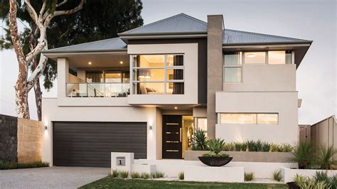 Aspire Home Design Utah Aspire Award Winning 2 Storey Display Home Perth Novus