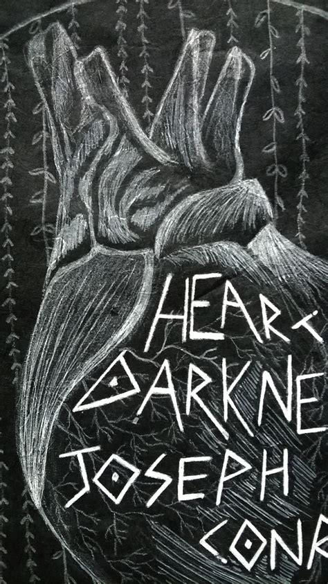 light and dark themes in heart of darkness heart of darkness cover oliviahb