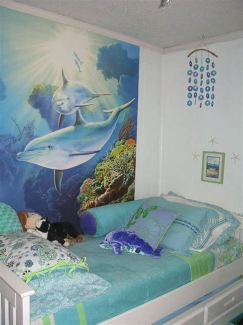 8 year old bedroom ideas come swim with me 8 year olds bedroom beach and dolphins