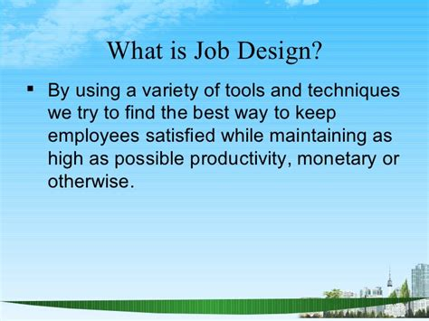 Mba Tools Techniques by Design Ppt Bec Doms Mba Hr