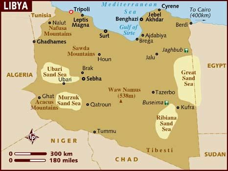 map of libya the flag of libya culture travel world tour guide