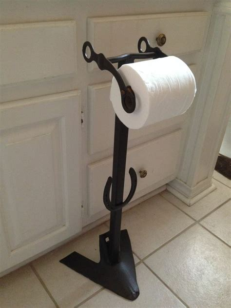 stand up toilet paper holder new western horse shoe plow bridle bit stand up toilet