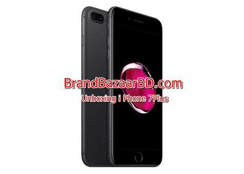 iphone 7 plus 128gb lowest price in bd brand bazaar