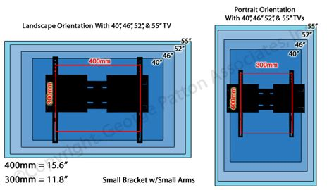 Tv Hanging Service Template Sliding Tv Mount Universal Bracket With Extension Arms