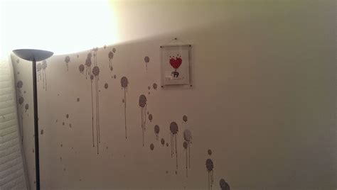 clean wall stains painting how to rescue smoothie stains on the wall