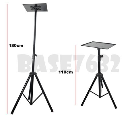 Tripod Projector Stand projector tripod with tray stand mount bracket frame holder ebay