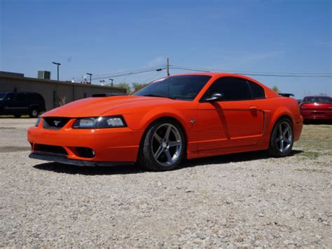 2004 mach 1 mustang 2004 ford mustang mach 1 used