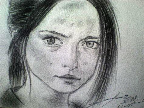 imagenes de retratos a lapiz retratos my own dimension