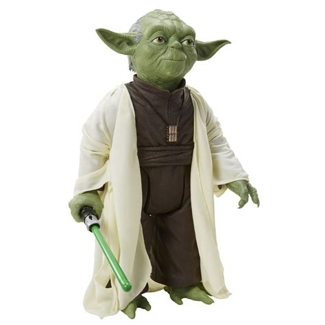 figure yoda wars figur 45 cm yoda actionfigur real