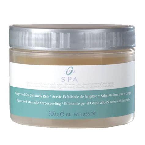 Promo Jafra And Sea Salt Rub sea salt rub lichaamsscrub met gember en zeezout de jafra webshop noraly