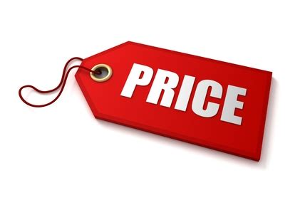 Price Tag Label Harga Label Perhiasan Putih List Gold Isi 100pcs strategies for how to price your product or service