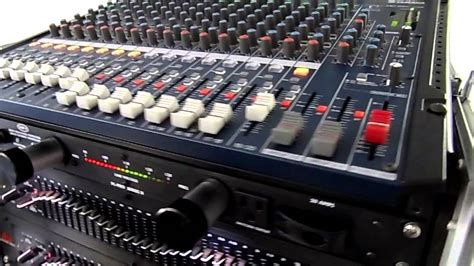 Mixer Yamaha 20 Channel sold yamaha mg206c usb 20 channel 6 usb mixer w 8 onboard compressors