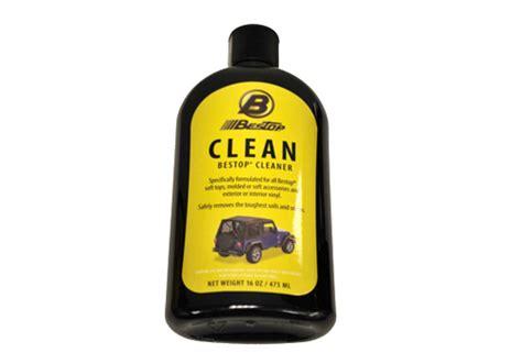 Jeep Soft Top Cleaner Bestop Jeep Wrangler Soft Top Cleaner Autotrucktoys