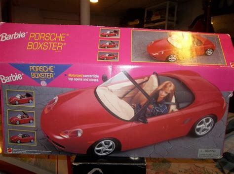 barbie porsche barbie porsche and porsche boxster on pinterest