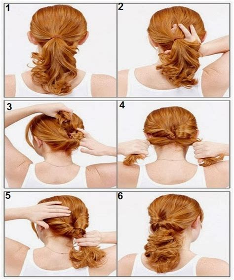 best easy and quick hairstyles new best quick and simple hair style pics tutorial part 2