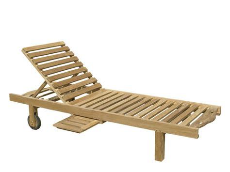 lettino da giardino in legno lettino da giardino reclinabile in legno con ruote los