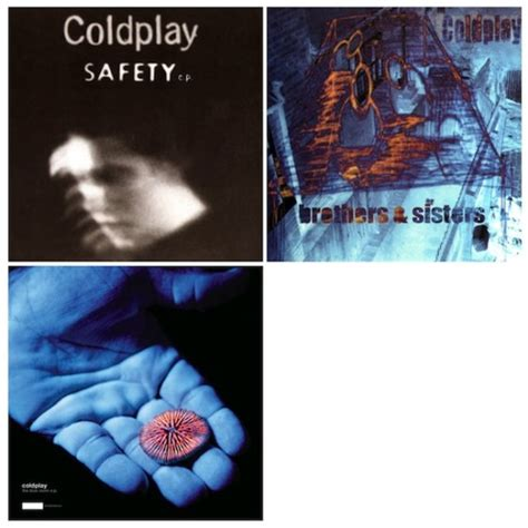 coldplay the blue room safety ep 1998 brothers ep 1999 the blue room ep 1999 coldplay eps2 4