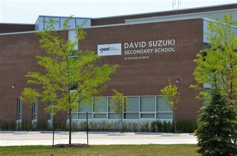 Suzuki School David Suzuki Secondary School Opens In Brton Ontario
