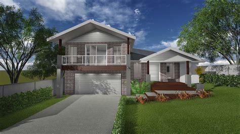 split level homes plans 4 bedroom home design storey house plan wave