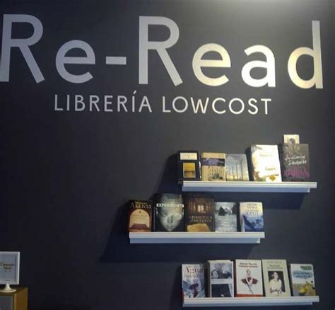 libreria low cost re read librer 237 a low cost