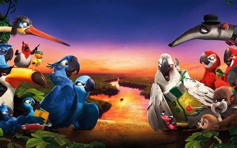 film disney rio rio 2 movie 2014 wallpapers hd wallpapers id 13193