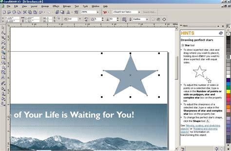 corel draw x3 tutorial pdf free download corel download softwares lisosoft