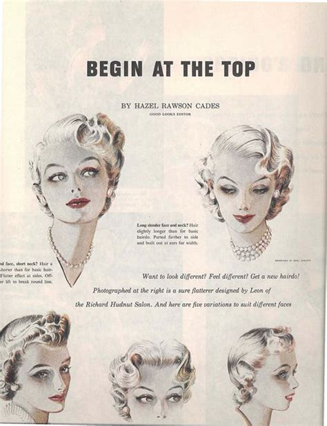 vintage hairstyles book pdf 84 best images about 1950 s hairstyles on pinterest pdf