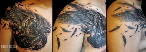 angel warrior tattoo archives