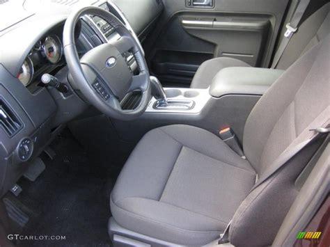2009 ford edge sel interior photos gtcarlot