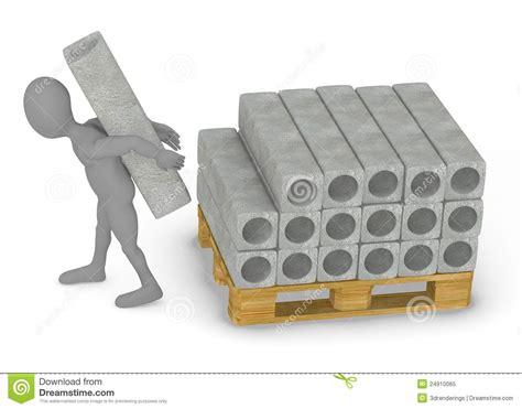 dibujos realistas materiales materiales de construcci 243 n bloques de cemento foto de