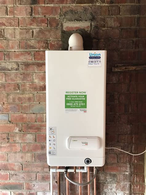 gas boiler installation west union plumbing