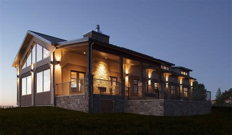 Hd Home Exteriors Designs Free from concrete barn to custom home