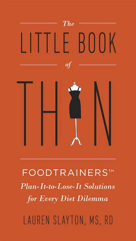 on thin books the book of thin dieting in the real world