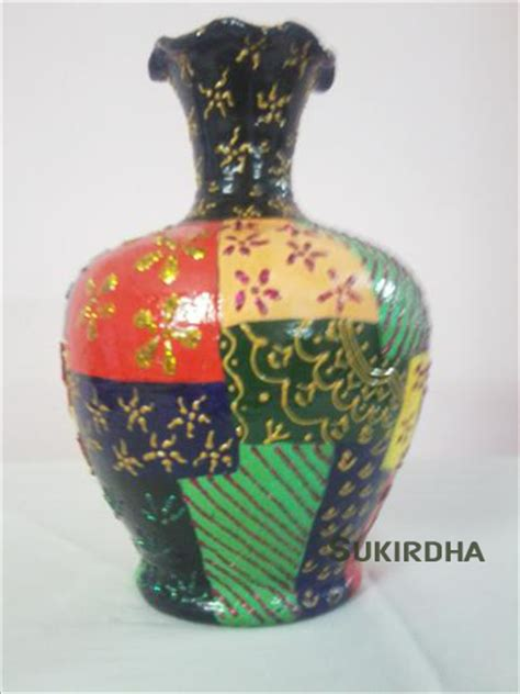 pot paintinghow   pot paintingcraft webindiacom
