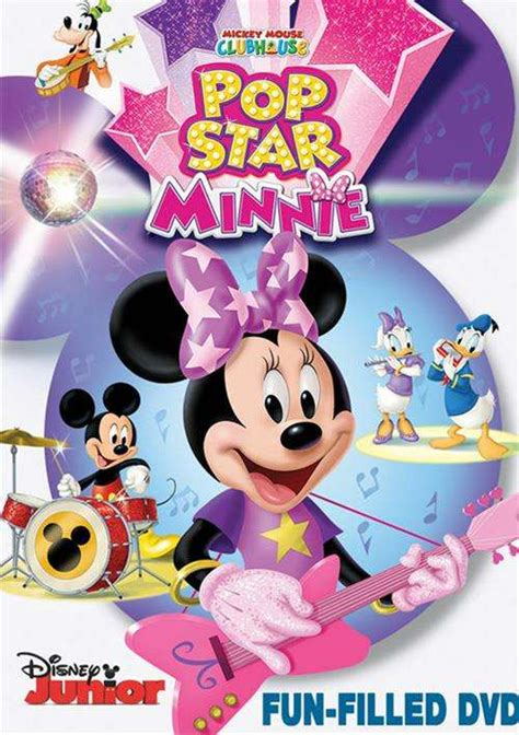 Rok Minnie mickey mouse clubhouse rock minnie dvd dvd empire