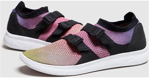 Sneakers Sepatu Nike Air Sock Racer Ultra Flyknit Yellow Premium nike air sock racer ultra flyknit for lyst