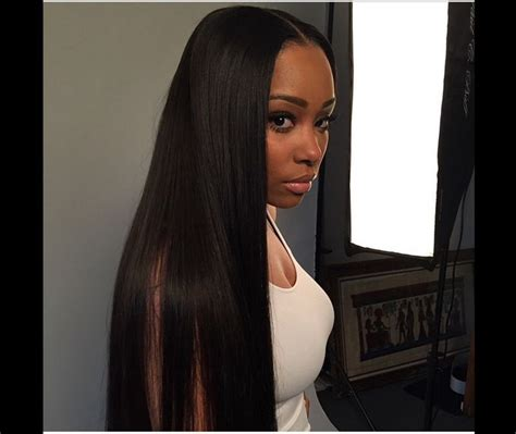 straight teased sew in hair peice best 25 closure weave ideas on pinterest sew in weave