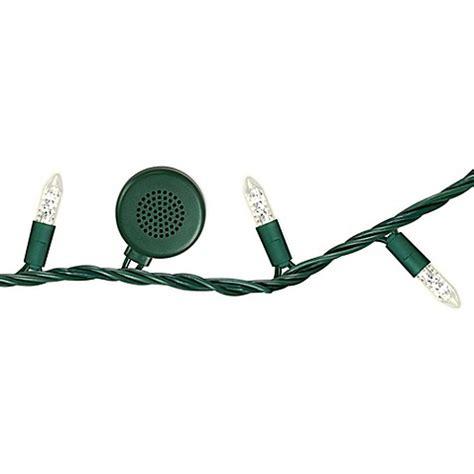 bluetooth speaker string lights bright tunes 20 light led indoor outdoor string lights