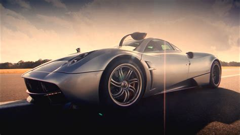 top gear italian supercar challenge pagani huayra richard hammond reviews top gear series