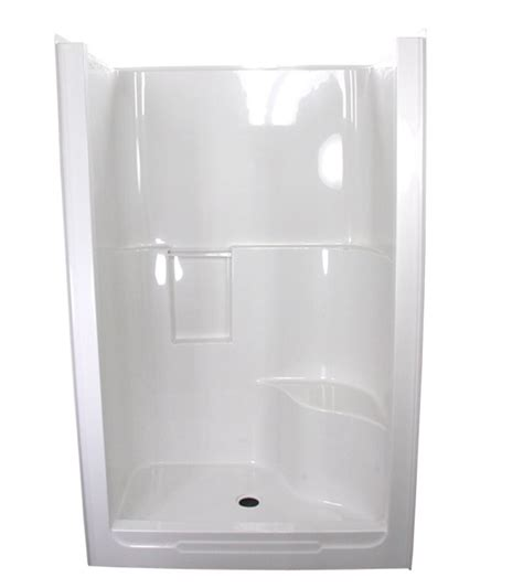 one piece acrylic bathtub shower 17 best images about shelf on pinterest acrylics