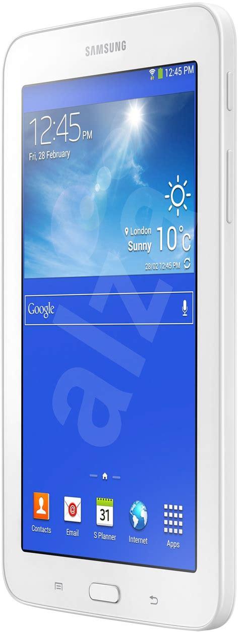 Samsung Tab 3 Sm T111 samsung galaxy tab 3 7 0 lite 3g white 8gb sm t111 tablet alzashop