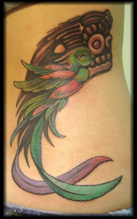 quetzalcoatl tattoo the gallery for gt quetzalcoatl bird