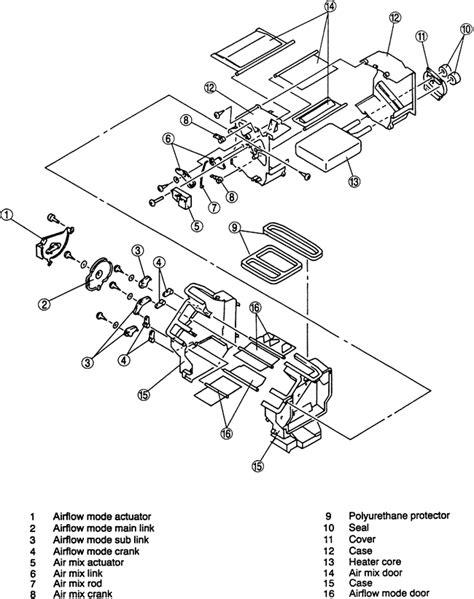 service manuals schematics 1998 toyota camry lane departure warning service manual 1999 mazda 626 mode actuator replacement 626
