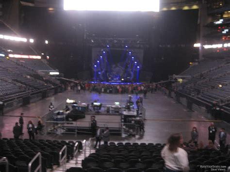arena section philips arena section 109 concert seating rateyourseats com